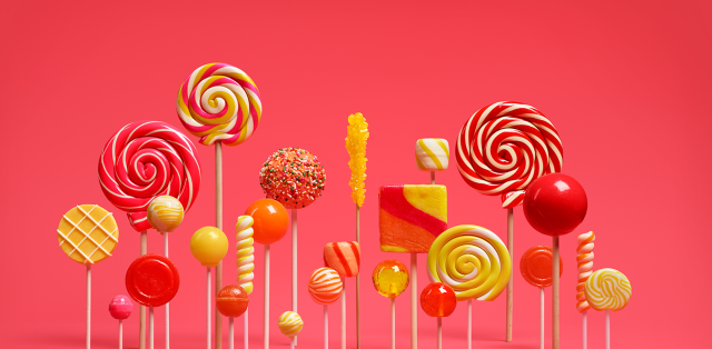lollipops-android